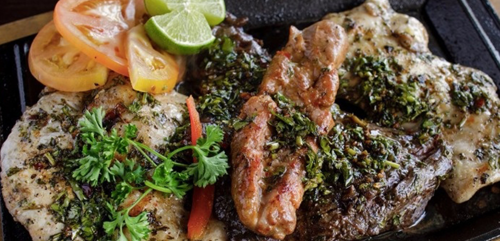 Gaucho Grill for Two from Caribbean Grill Cuban Restaurant of Coconut Creek